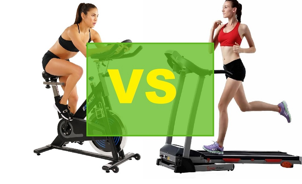 exercise bike vs treadmill for toning legs