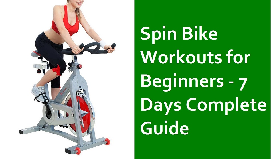 Spin Bike Workouts for Beginners