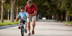 How to Learn to Ride a Bicycle